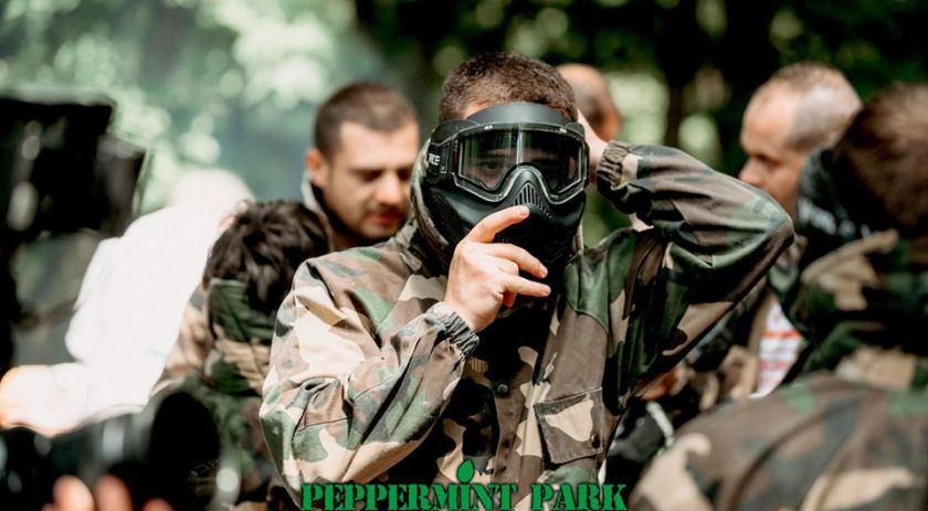 AIRSOFT – PAINTBALL